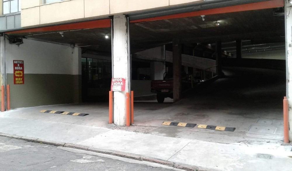 parking ciudad vieja