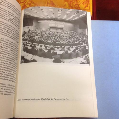 parlamento mundial de los pueblos por la paz. ed.sofía press