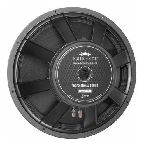 parlante 18 sub woofer eminence omegapro 18a grave audio pro