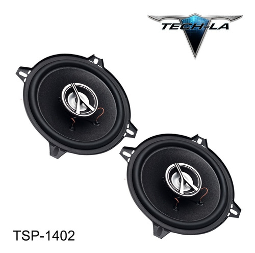 parlante 4 pulgadas 200w tech-la tsp-1402