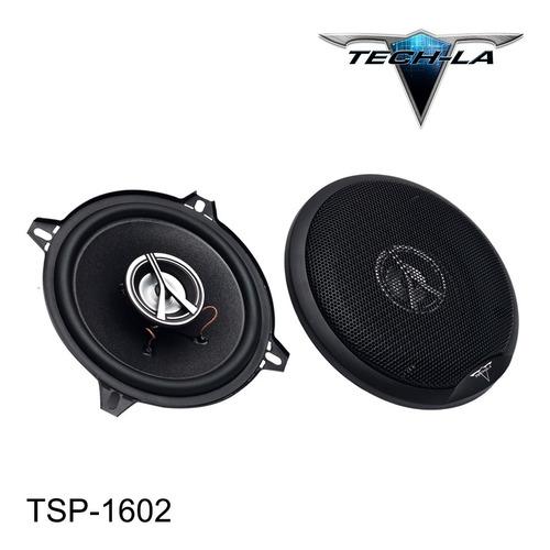 parlante 6 pulgadas 300w tech-la tsp-1602