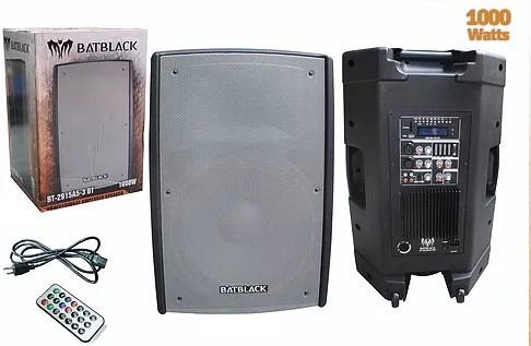 parlante activo de 15 1000 watts de potencia