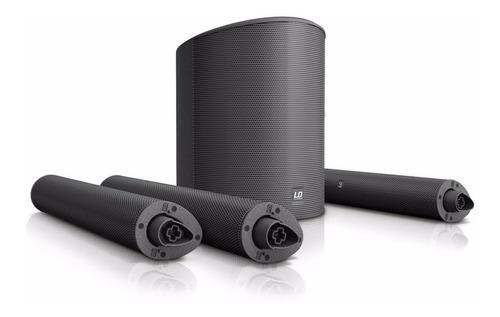 parlante activo ld systems maui5 caja line array bluetooth