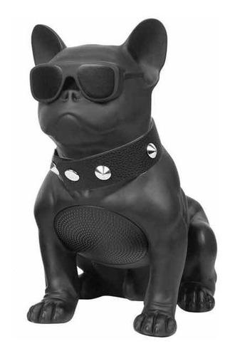 parlante alta voz bluetooth perro bulldog ch-m10 grande.