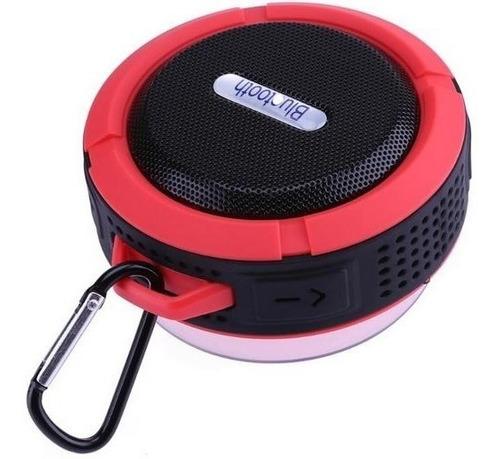 parlante altavoz impermeable bluetooth (envío gratis)