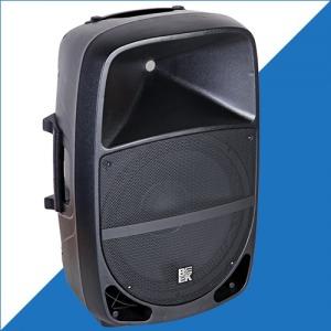 parlante amplificado beek 2000wtt/bluetooth/m