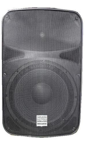 parlante amplificado c/bluetooth-usb-sd-entrada aux-xlr-1/4