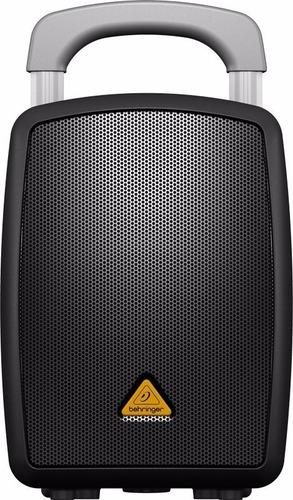 parlante amplificado portatil bateria behringer mpa40bt pro