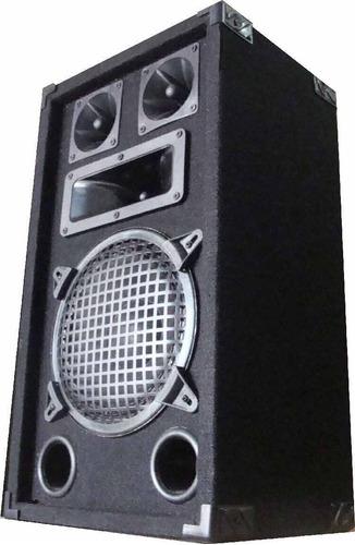 parlante amplificador con consola usb mp3 y micrófono