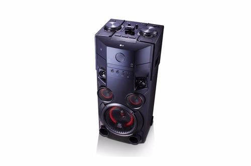 parlante amplificador om5560 lg 600w bluetooth