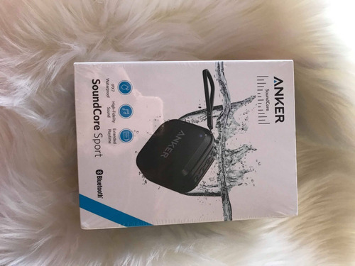 parlante anker  soundcore sport, bluetooth ipx7