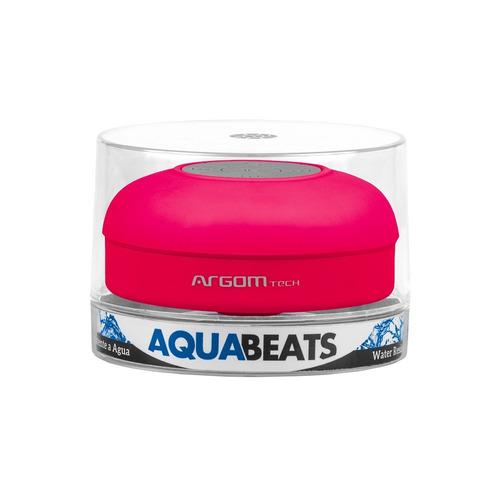 parlante argom aquabeats inalambrico  bt arg-sp-2801pk