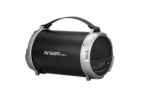 parlante argom bazookabeats inalambrico arg-sp-3124bk