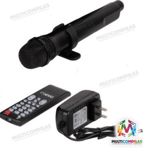 parlante bafle sonido recargable promoción karaoke oferta