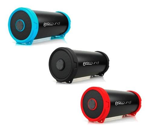 parlante bazooka bluetooth conexión usb/sd