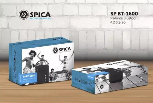 parlante bluetooth 4.2 premium stereo linkeable 20w