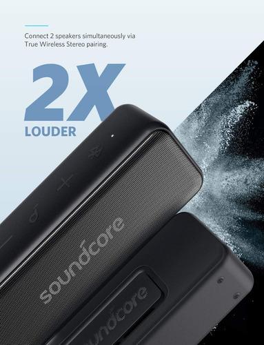 parlante bluetooth - anker soundcore motion b 12w 12hs ipx7