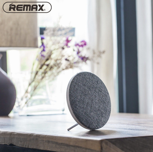 parlante bluetooth extra bass aux remax diseño