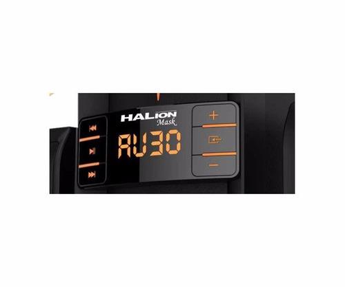 parlante bluetooth halion subwoofer 90 wats,fm,usb,control