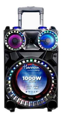 parlante bluetooth harrison festa 1000w sp-kja320f