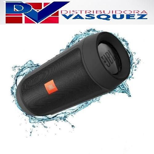 parlante bluetooth impermeable fm + aux + usb + micro sd