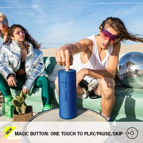 parlante bluetooth impermeable, ultimate ears megaboom 3