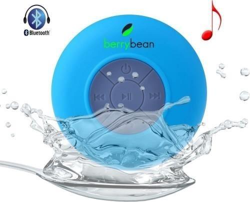 parlante bluetooth impermeable/resistente al agua para ducha