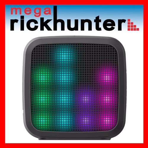 parlante bluetooth jam trance mini luces led ,con microfono
