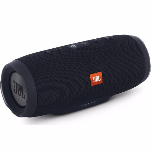 parlante bluetooth jbl charge 3 refurbished negro original