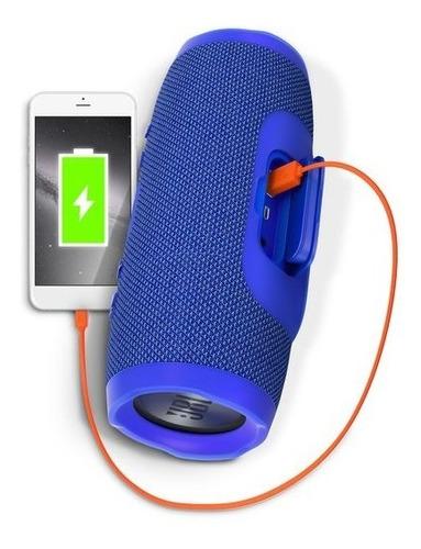 parlante bluetooth jbl charge 3 waterproof *itech