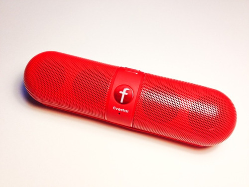parlante bluetooth largo en colores