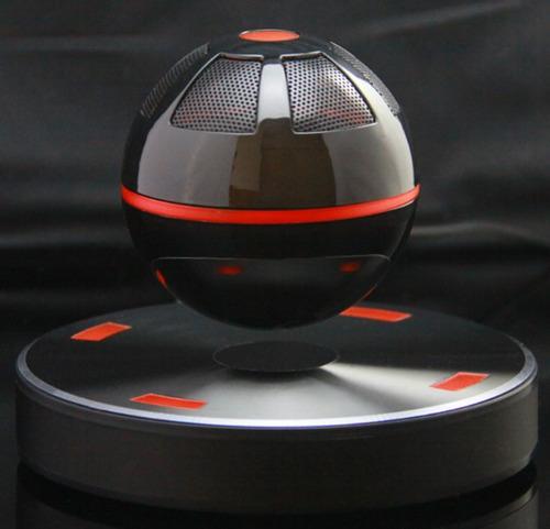 parlante bluetooth levitador moxo nuevo único en chile