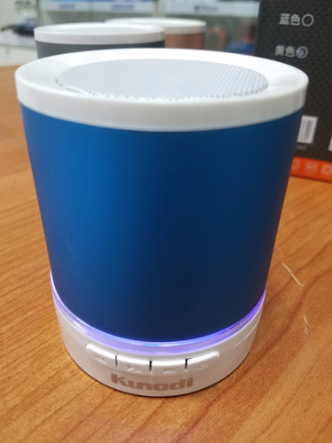 parlante bluetooth luces led micro sd mano libre,aux jwk