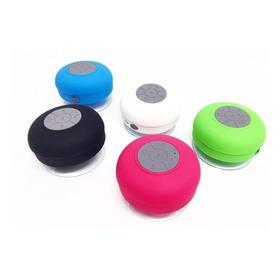 Parlante Bluetooth Para La Ducha Resistente Agua Usb Sopapa