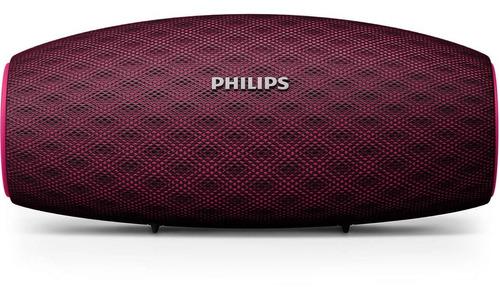 parlante bluetooth philips portatil bt6900p/00 en cuotas