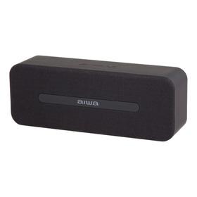 Parlante Bluetooth Portatil De Madera Aiwa Awp-70bt Vc