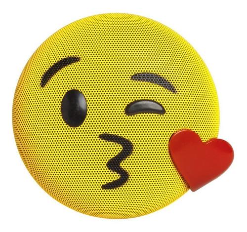 parlante bluetooth portátil emoji urb recargable regalo