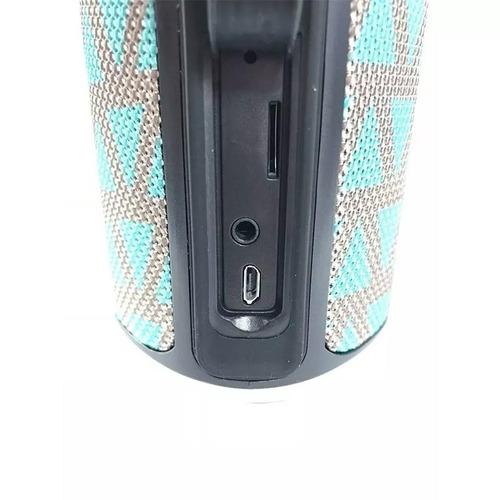 parlante bluetooth portatil panter hbb03 bt usb sd aux