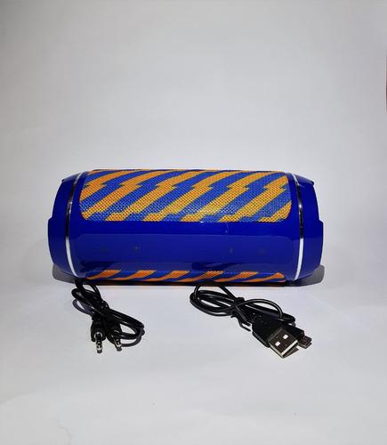 parlante bluetooth portatil recargable wireless speaker