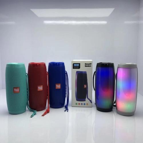 parlante bluetooth portatil tipo jbl t&g 157