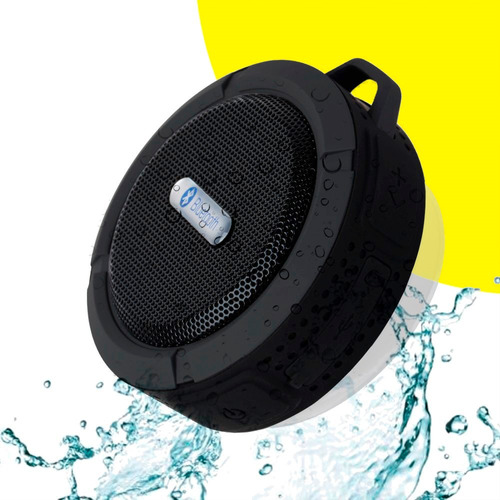 parlante bluetooth resistente al agua manos libres bicicleta