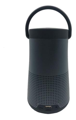 parlante bluetooth simil bose soundlink revolve excelente. radio fm, batería reargable, memoria - bien potente