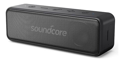 parlante bluetooth soundcore 12w motion b, 12 horas