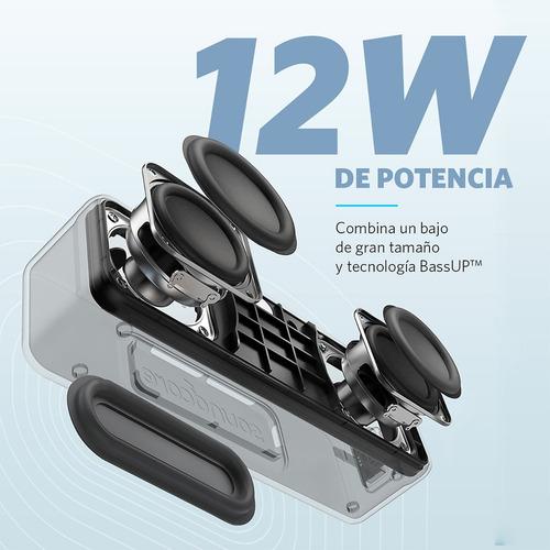 parlante bluetooth soundcore 12w motion b + envío gratis