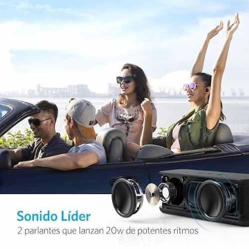 parlante bluetooth soundcore boost anker