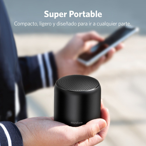 parlante bluetooth soundcore mini 2 by anker