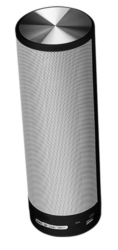 parlante bluetooth speaker led portable wesdar