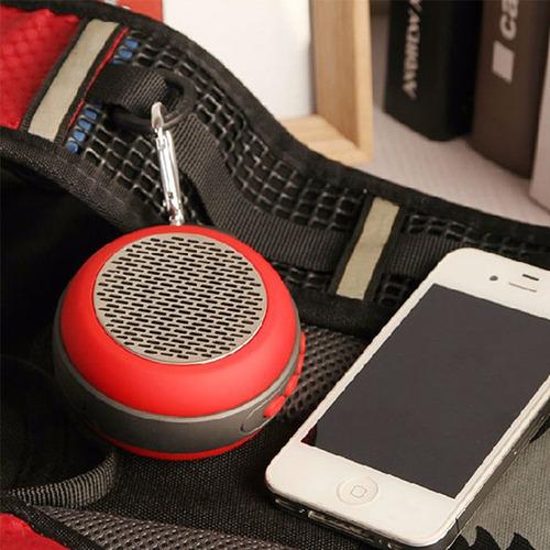 parlante bluetooth speaker s303 con super bajos fucsia