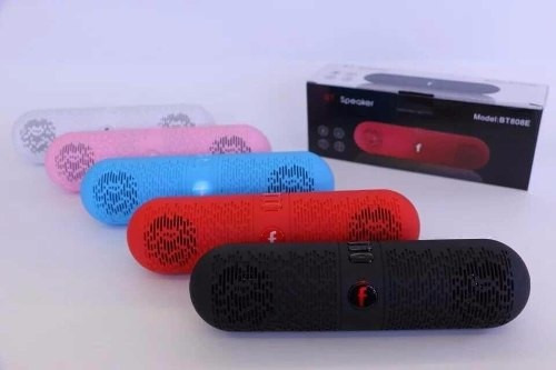 parlante bluetooth + usb+ tarjeta micro sd + radio