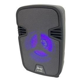 Parlante Bluetooth Usb/microsd/aux Recargable Potente